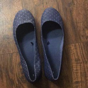 Shoes - Polka dot flats